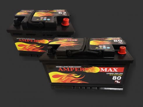 akumulator amper max