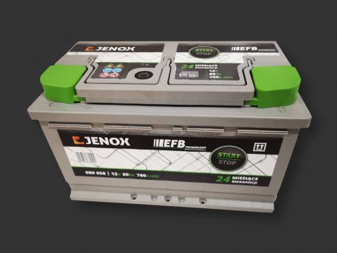 akumulator jenox efb