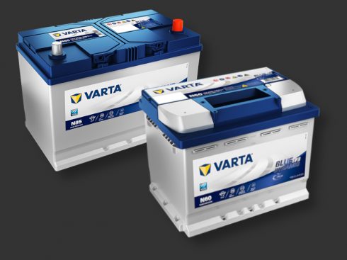 akumulatory varta blue efb